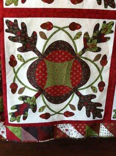 Tops To Treasures Oak Leaves And Reel