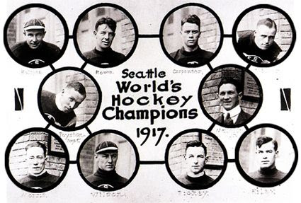 1916-17 Seattle Metropolitans