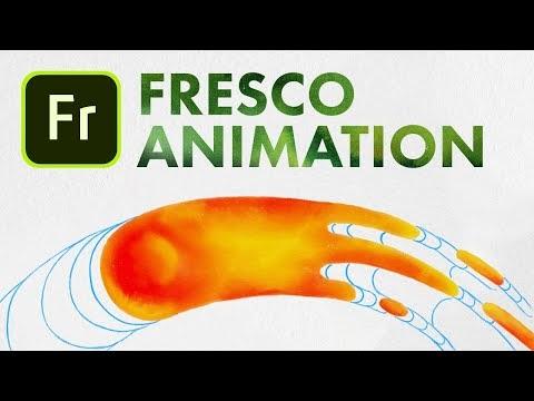 Cara Menggunakan After Effects Untuk Menghidupkan Adobe Fresco Paint