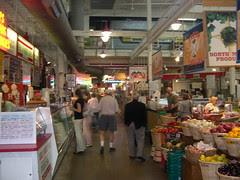 Inside North Market
