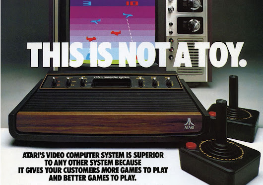 Atari and the dawn of video game culture – THE SIX FIFTY