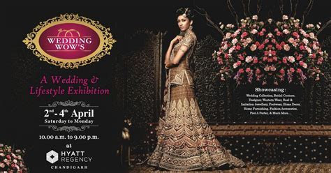 Wedding Wow's   Wedding & Lifestyle Exhibition (April 2016