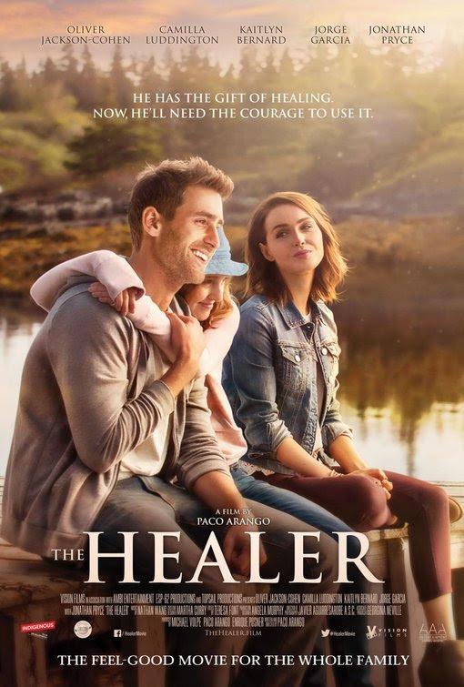 Resultado de imagem para movie poster The Healer