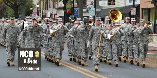 Do We Really Need a Parade? - The NCO Guide by CSM-R Dan Elder