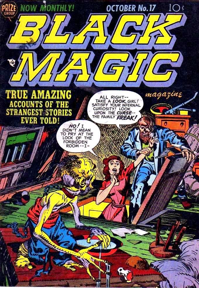 Black Magic v1 11 (17) Prize 1952