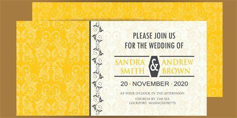 Invitation Card Printing   Event Management Singapore
