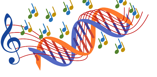 What does DNA sound like? Using music to unlock the secrets of genetic code