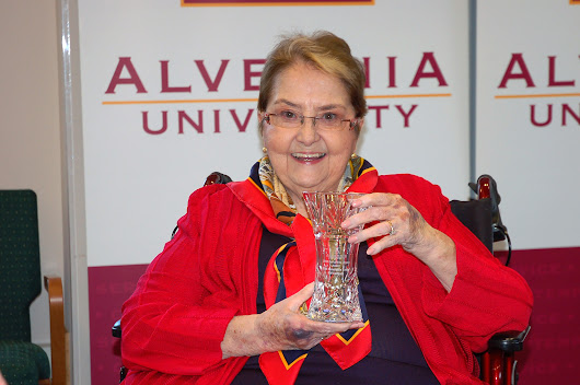 Alvernia honors longtime judge during inaugural event | Alvernia University