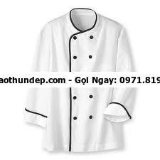 đồng phục đầu bếp tphcm