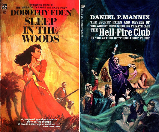 Shannon Stirnweis, Part 4: Paperback Cover Art