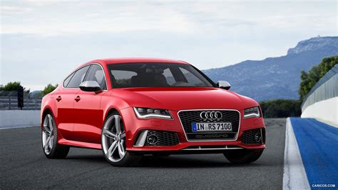 Audi RS7 Red   wallpaper.