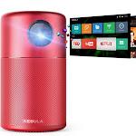 Nebula Capsule - Pocket WVGA DLP Projector - 100 ANSI lumens - Red