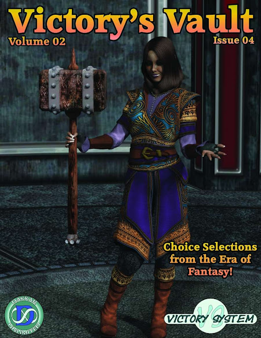 Victory's Vault, Volume 2, Issue 4 (Fantasy)