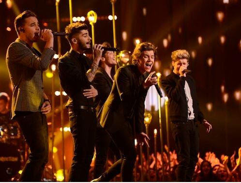 Performance: One Direction on The X Factor