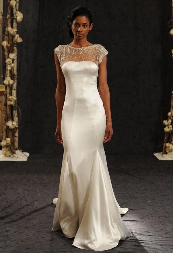 Download this Neckline Wedding Dress... picture