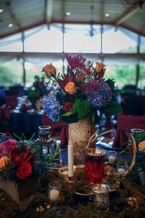Top 4 Fall Wedding Color Combos to Steal   Deer Pearl