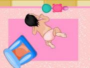 jogos de Cuidar de bebe