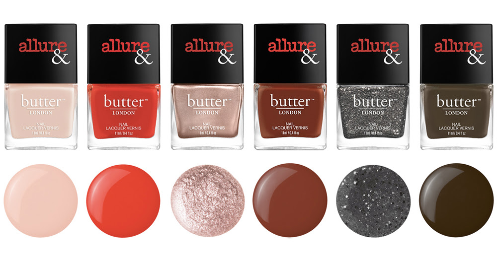 Butter London Arm Candy Nail Laquer Set