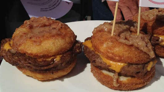CNE cronut burger stand stays closed amid public health probe - Health - CBC News