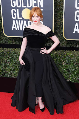 Best Dressed at Golden Globes — See The Best Red Carpet Looks