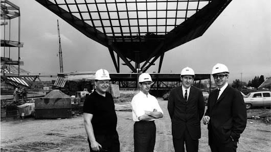 4 immigrant architects and an ashtray: How Expo 67's Canada Pavilion was born