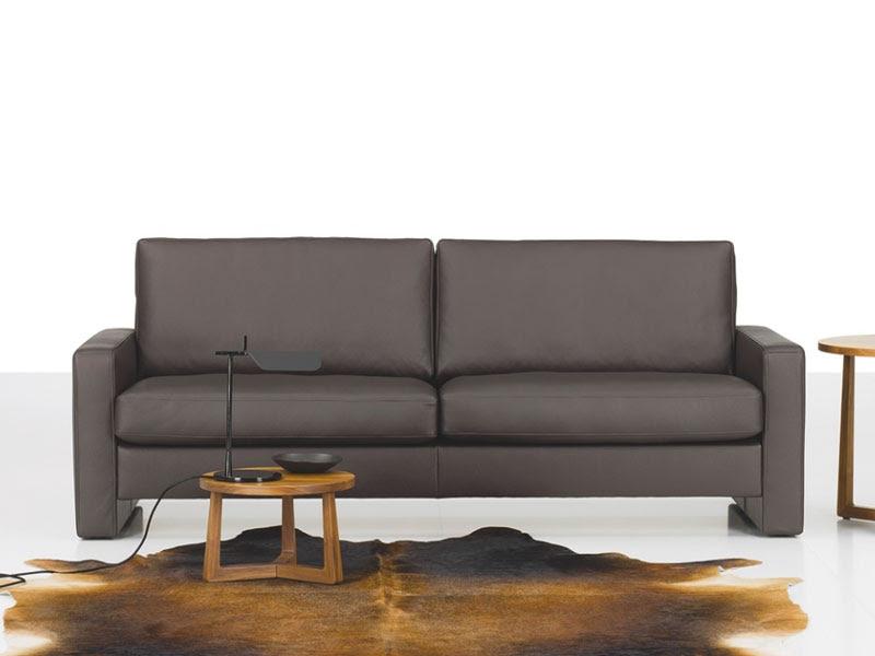 Furniture: Minimalist Schillig Sofa Design For Small Living Room ...