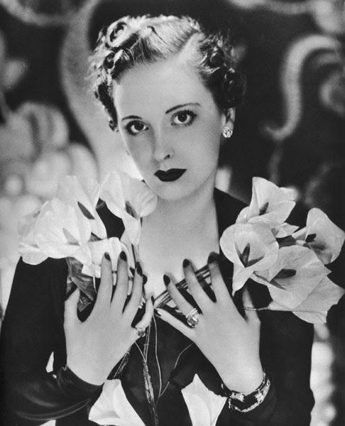 Madame Yevonde, Miss Ursula Packe, 1934