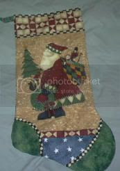 Christmas Stocking,Hand made Christmas Stockings