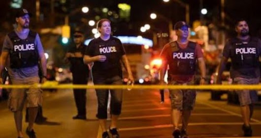 #TorontoShooting: Gunman kills a woman and a child in Greektown