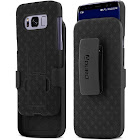 Aduro Samsung Galaxy S8 Plus Shell Case with Holster - Combo Series, Super Slim