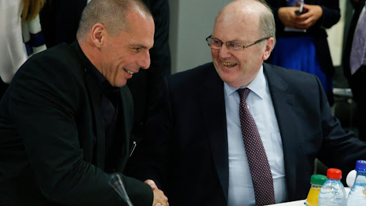 Yanis Varoufakis:  A pressing question for Ireland before Monday's meeting on Greece