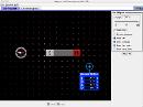 Screenshot of the simulation Μαγνήτες και Ηλεκτρομαγνήτες