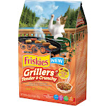Purina Friskies Tender & Crunchy Combo Cat Food - 3.15 lb bag