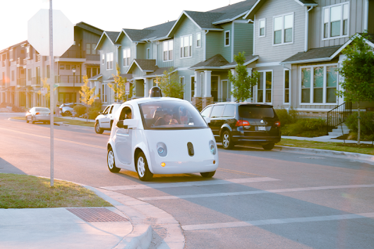 The View from the Front Seat of the Google Self-Driving Car, Chapter 3