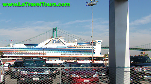 Shore excursions and tours from Los Angeles cruise port