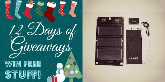 Win an iLAND FLY [12 Days of Giveaways]