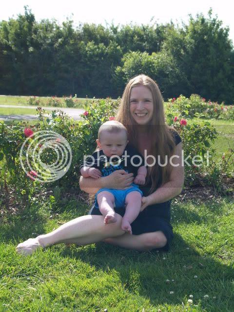 Becky & Cameron2 14 June 09