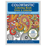 Colortastic 9961 Creative Coloring Book For Grown Ups and Adults, As Seen On Tv
