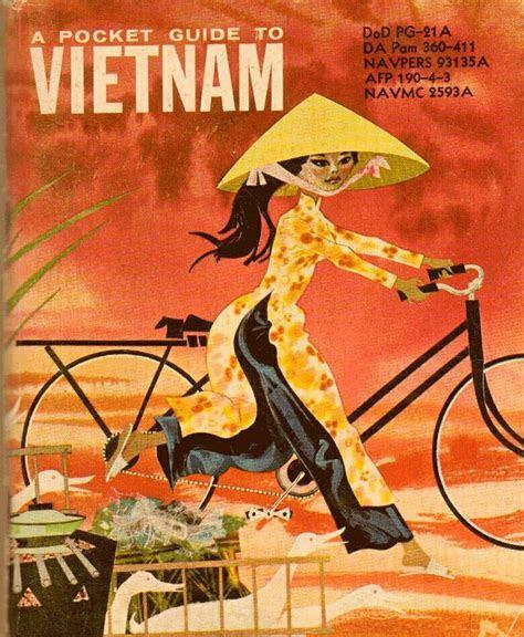 The Pocket Guide to Vietnam (1966)   Jet Set   Pinterest