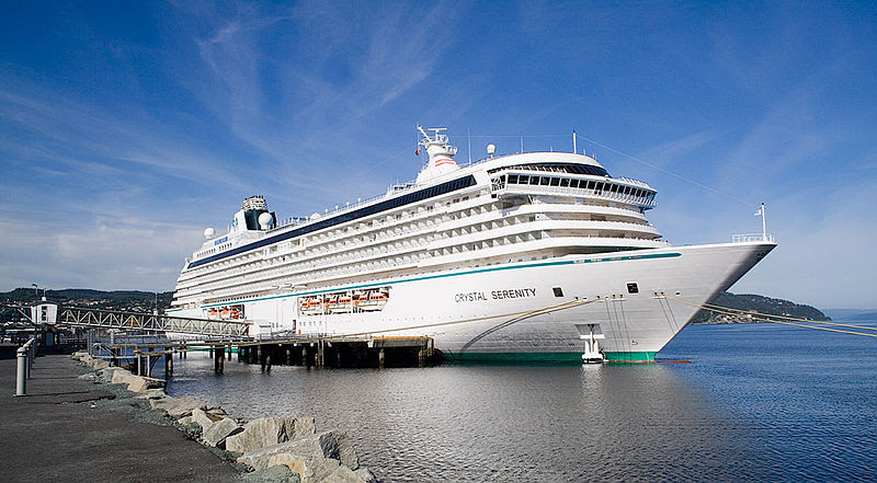 Crystal Cruises 2104 : More cruises in Asia