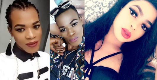 """You are a Ritualist and Destiny User,"" — Bobrisky Former Stylist, Seun The Diva Blast Him Again"