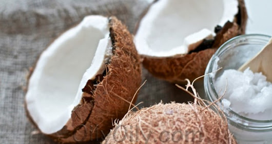 Coconut oil and Weight loss |