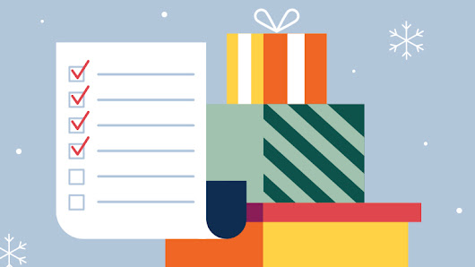 """Check It Twice"" Tips for Holiday Success 