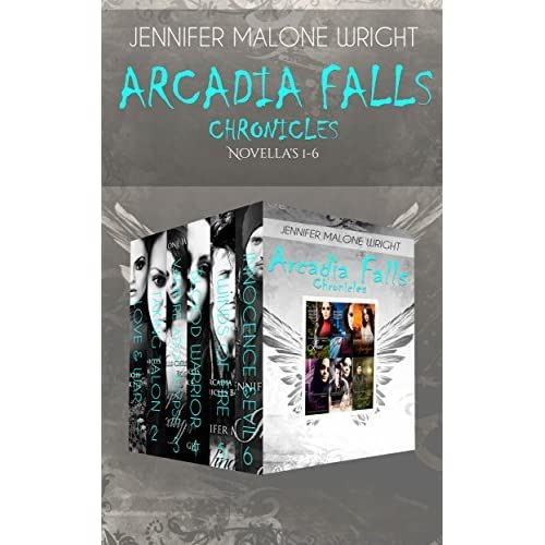 Lynn  2 Girls & A Book (Brooklet, GA)'s review of The Arcadia Falls Chronicles: Omnibus