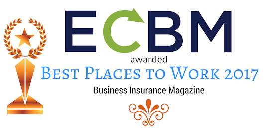 ECBM Insurance Brokers & Consultants Named in Business Insurance's Annual Best Places to Work in Insurance 2017
