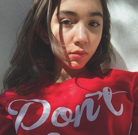 Rowan Blanchard Queer Identity Revealed: Young Actress Makes Bold Statement - En Continu: Where The News Never Stops