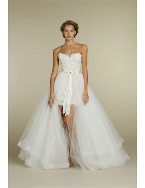 2015 New Design Hot Sale Sweetheart Lace Organza