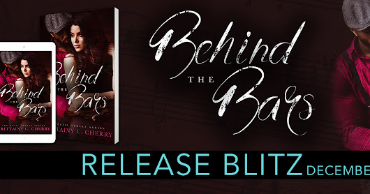 Release Blitz ~ Behind the Bars by Brittainy C Cherry