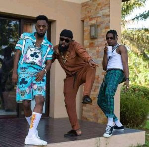 Image result for timaya king perry and patoranking