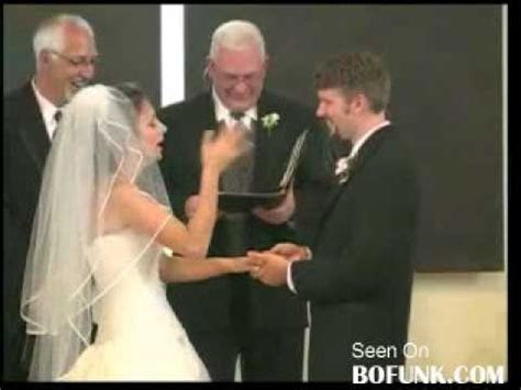 Funny Wedding Vows Video   YouTube